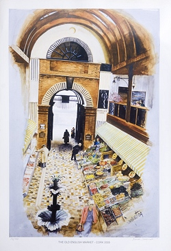 The English Market by Frank Sanquest